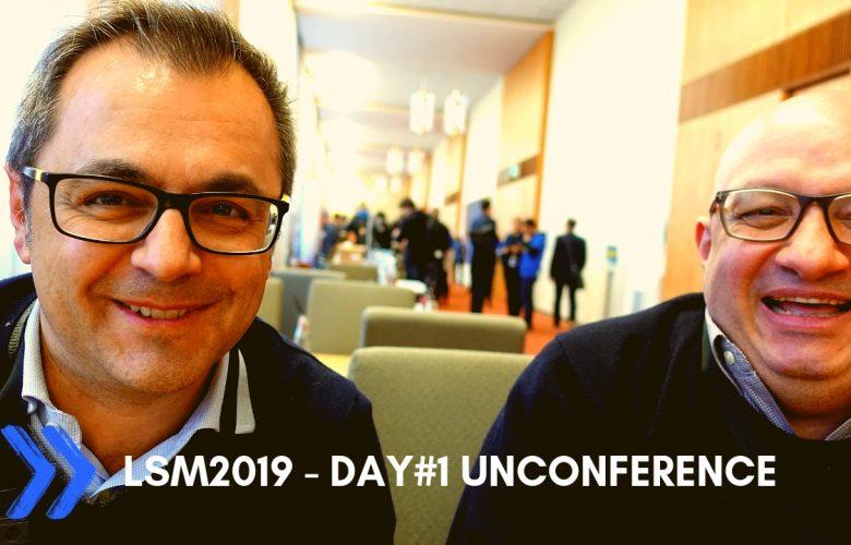Lean Startup Summit 2019 – Giorno 1: Unconference
