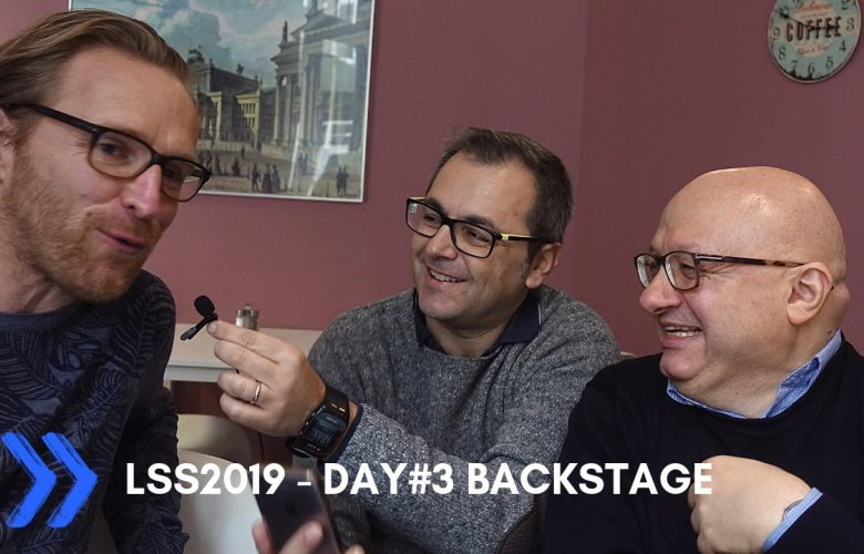 Lean Startup Summit 2019 – Backstage