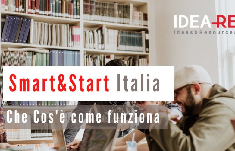 Smart & Start Italia: che cos'è e come funziona